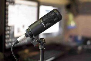 Audio Technica Atr2020