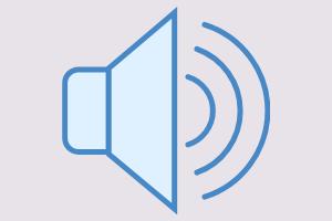 Audio Is Key Icon