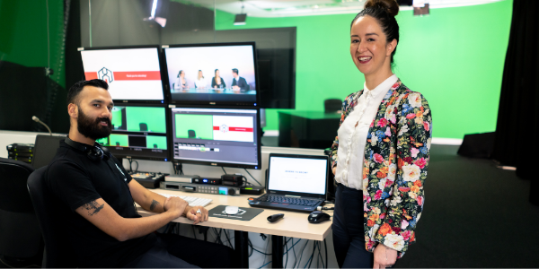 VIDEO: Redback Connect Studios – Sydney